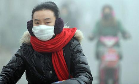 clean air city streets