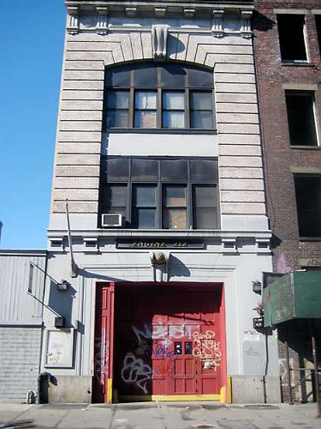Engine 212 firehouse Brooklyn