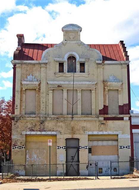 Eckington Firehouse Washington DC