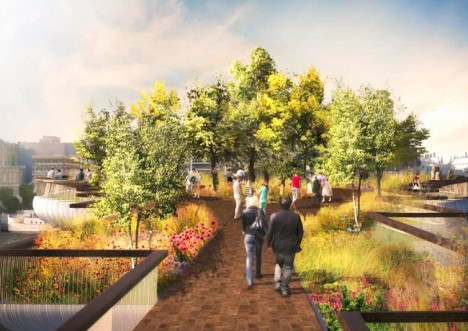 how to set up a landscape architecture firm