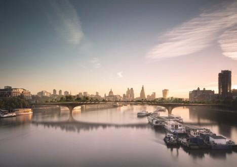 green river bridge london