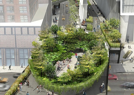 high line bowl nest