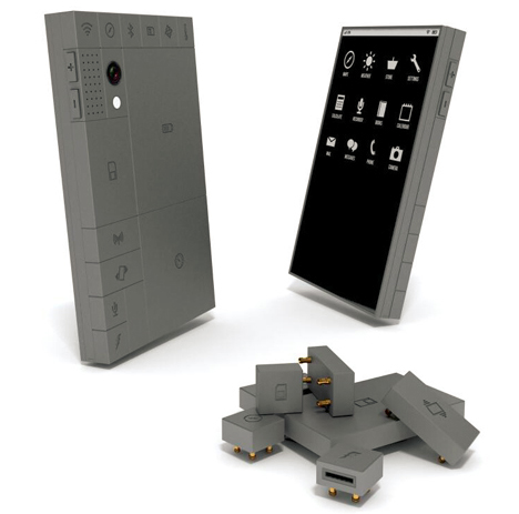 modular device assembled disassembled
