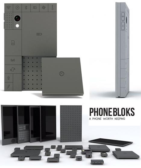 modular kit of parts