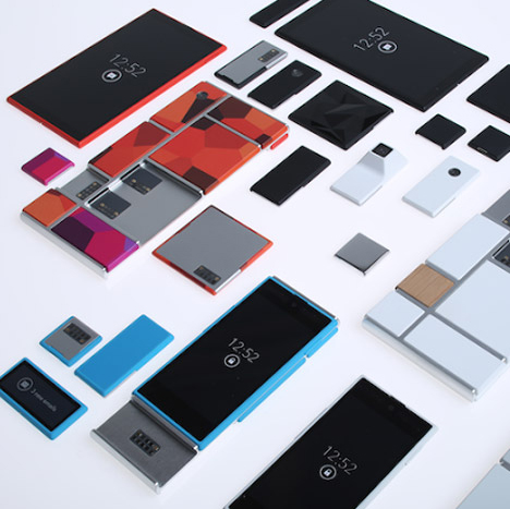 modular mobile phone design
