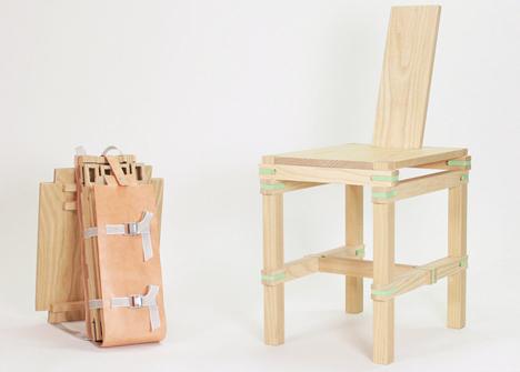 Nomadic Backpack Seat