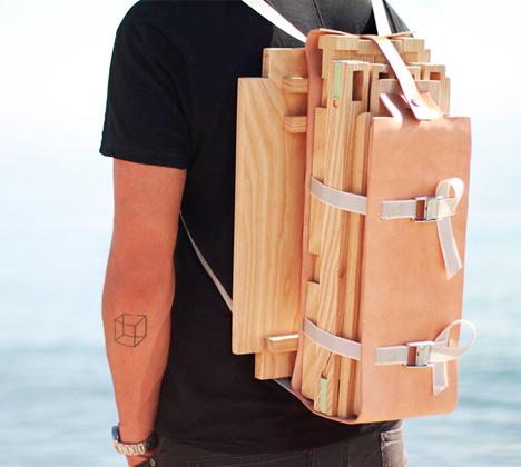 nomadic furniture backpack
