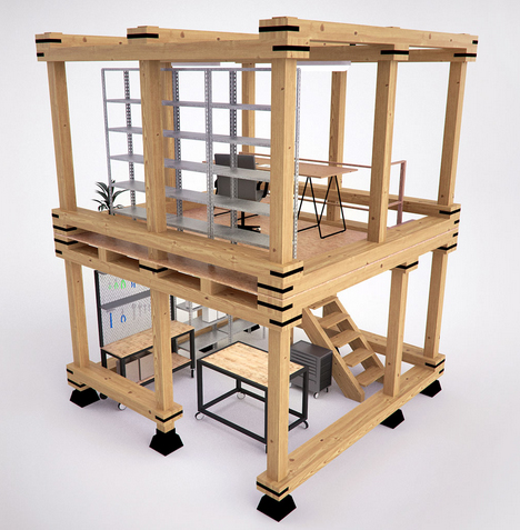 Nomadic Home Design System