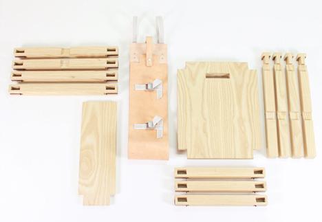Superieur Nomadic Kit Of Parts. Nomadic Furniture Backpack