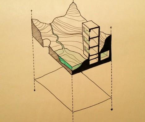 pointless landscape model