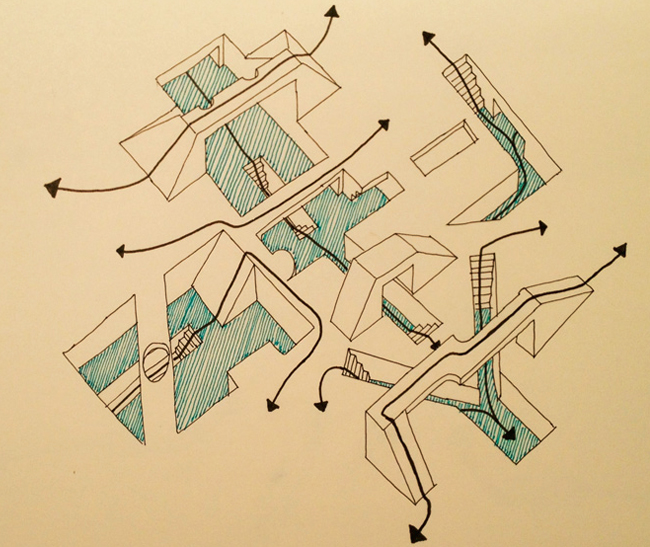 Pointless Diagrams Daily Architectural Nonsense Drawings Urbanist