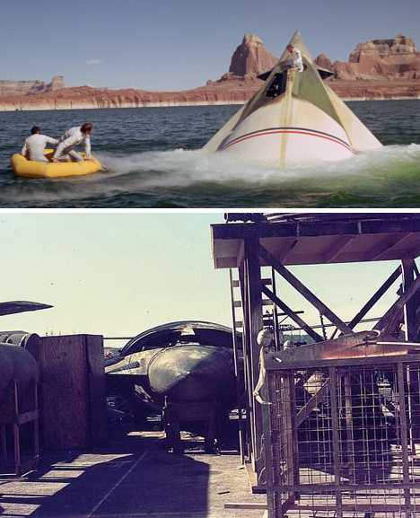 Landing Stripped: 8 Grounded & Abandoned Spaceships