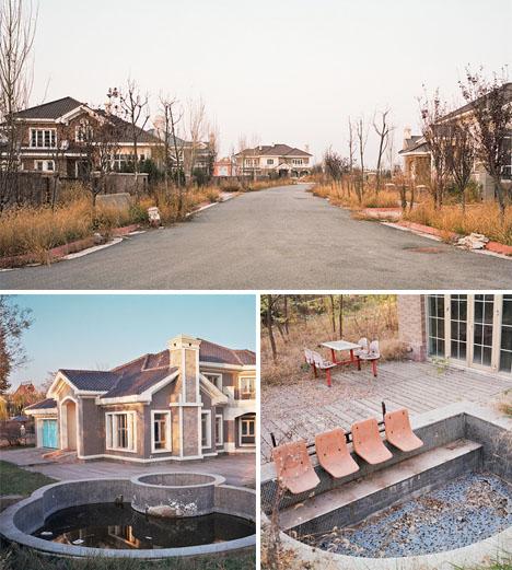 Abandoned China Jin Jing Eco City 1