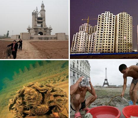 Abandoned China Main