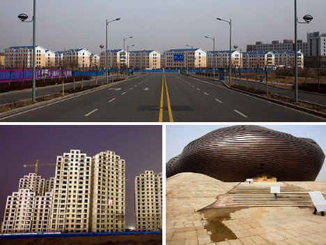 Abandoned China Ordos 1