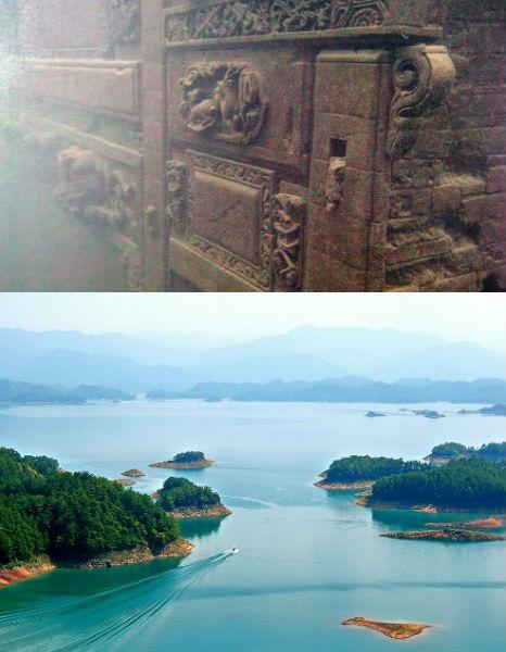 Abandoned China Underwater Lion City 2