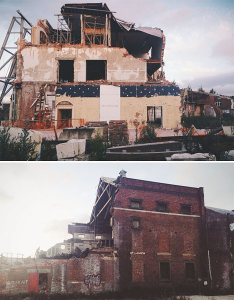 Abandoned New Zealand Christchurch Earthquake