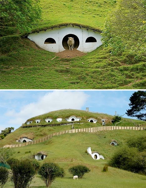 Abandoned New Zealand Hobbiton 1