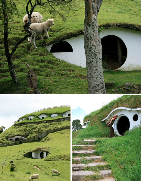 Abandoned New Zealand Hobbiton 2