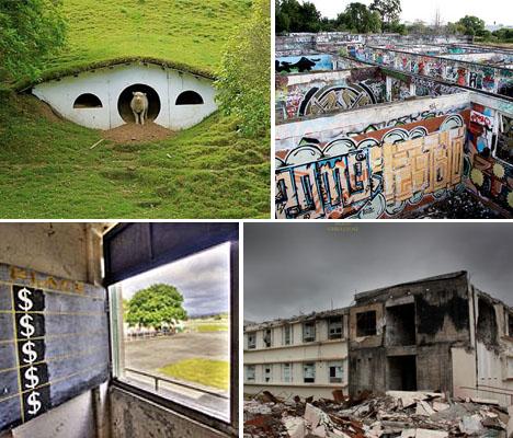 Abandoned New Zealand Main