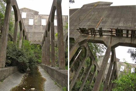 Abandoned New Zealand Tokomaru Ghost Town 2