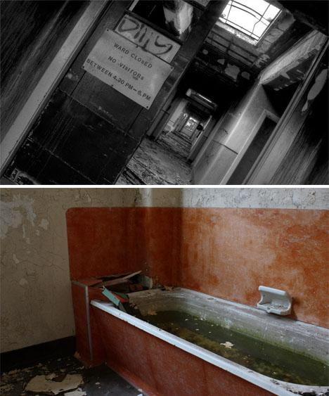 Abandoned New Zealand Waipukurau Hospital 3