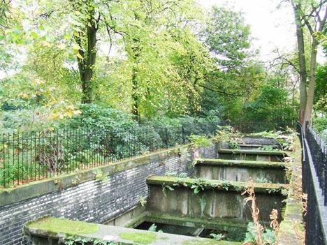 Abandoned Scotland Botanic Gardens Station 1