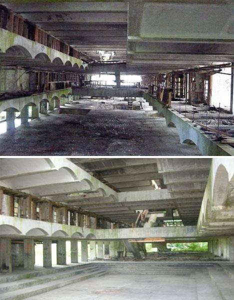 Abandoned Scotland Brutalist Seminary 2