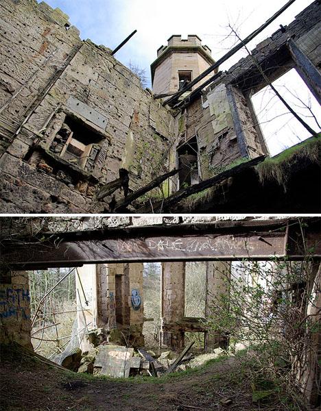 Abandoned Scotland Cambusnethan Priory 2