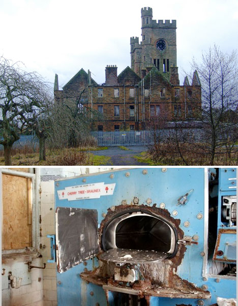 Abandoned Scotland Hartwood Hospital 1