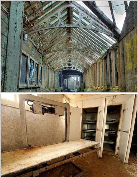 Abandoned Scotland Hartwood Hospital 2