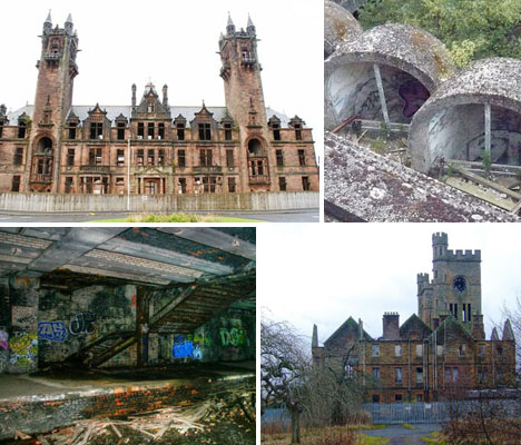 Abandoned Scotland Main