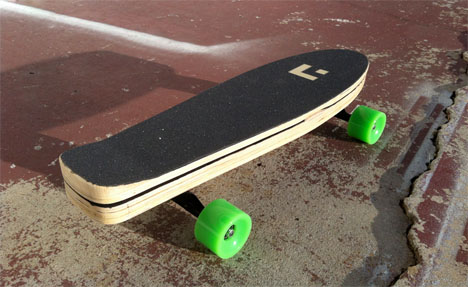 Briefskate Skateboard Storage 3
