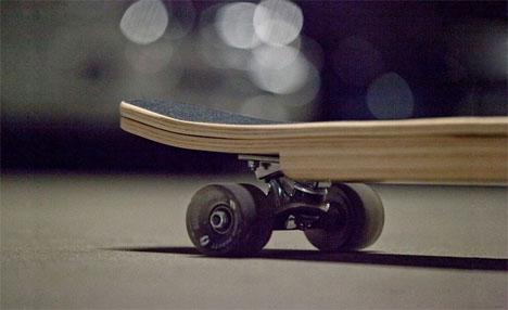 Briefskate Skateboard Storage 4