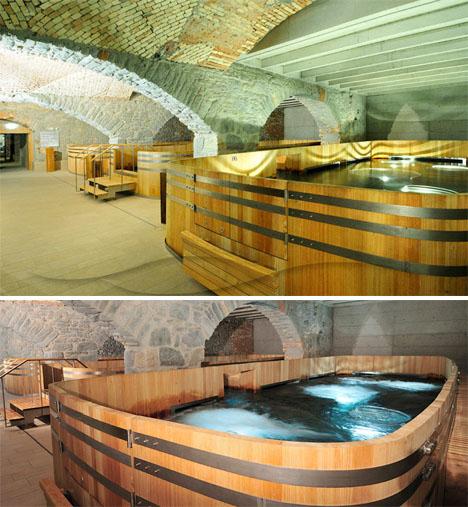 Converted Brewery Bath Spa 3