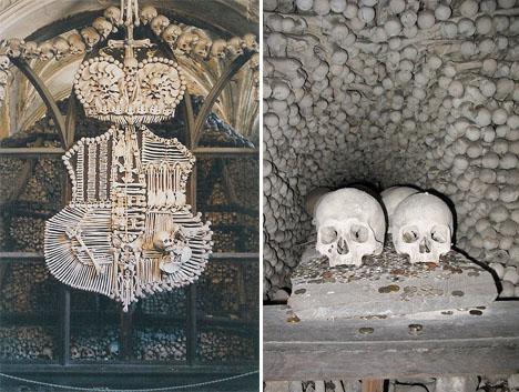 Crazy Cemeteries Sedlec Ossuary 2