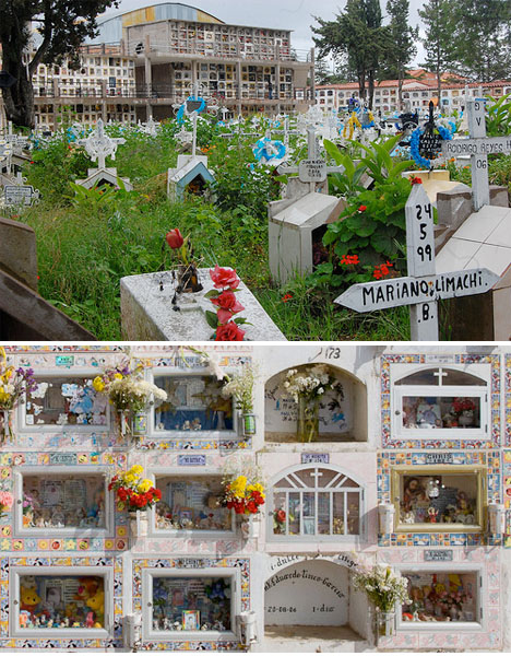 Crazy Cemeteries Sucre