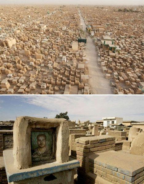 Crazy Cemeteries Wadi us Salaam 1