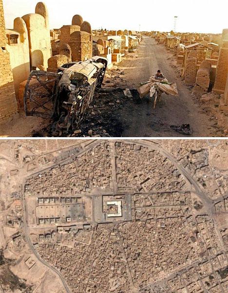 Crazy Cemeteries Wadi us Salaam 2