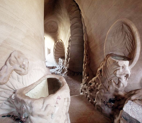 Hand Carved Caves for Sale 1