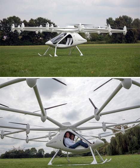 Helicopter Concepts eVolo Electric