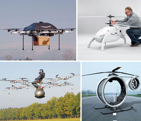 Helicopter Drone Designs Main