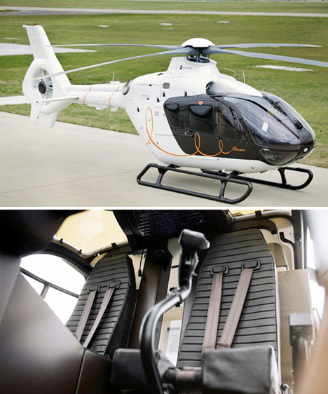 Helicopters Hermes Luxury