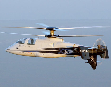 Helicopters Sikorsky Record Breaking Speed