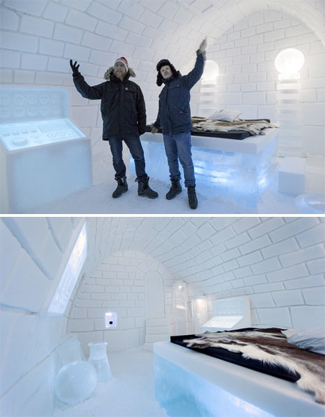 Ice Architecture IceHotel Sweden 1