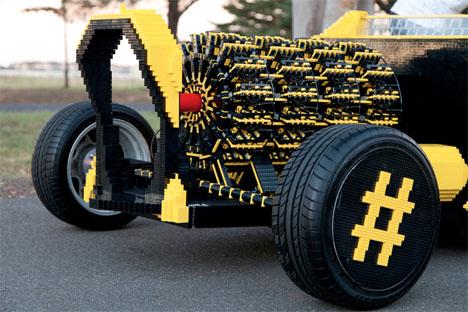 LEGO Hot Rod 3