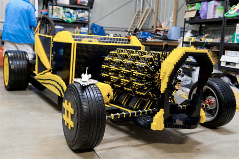 LEGO Hot Rod 4