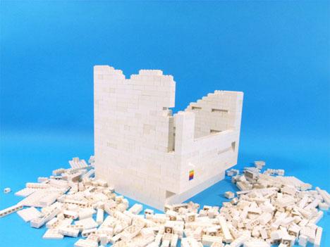 Lego iPad Classic Macintosh 2