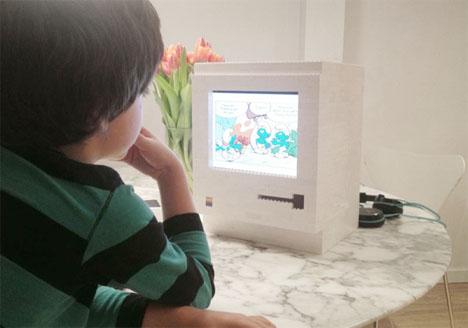 Lego iPad Classic Macintosh 4