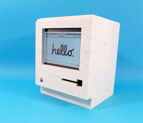 Lego iPad Classic Macintosh